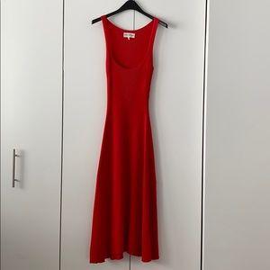 Mara Hoffman ribbed maxi dress